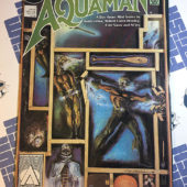 Aquaman Mini-Series Issue 1 Keith Giffen (1989)