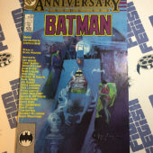 DC Comics Batman Issue Number 400 Anniversary Issue Stephen King Intro (1986) [12321]
