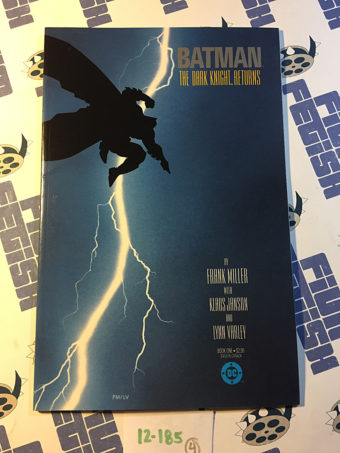Frank Miller's Batman: The Dark Knight Returns 1, 2, 3, 4 Set (1986) first 1st printing [12185]