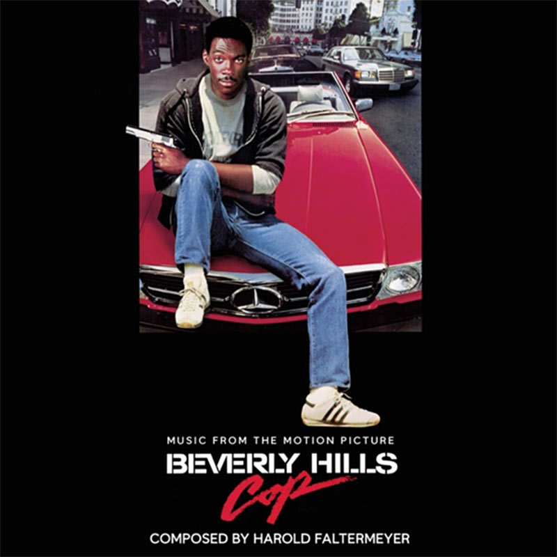 Beverly Hills Cop Limited Edition Expanded Vinyl Soundtrack Score