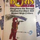 Boris the Bear Issue 1 (1986) Dark Horse Comics, James Dean Smith [12347]