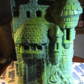 He-Man Masters of the Universe Mattel Toys Castle Greyskull (1981) [216]