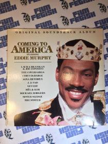 Coming to America Original Vinyl Soundtrack Album (1988)
