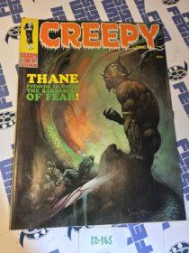 Creepy Magazine Issue 27 (June 1969) Warren Publishing Frank Frazetta Cover