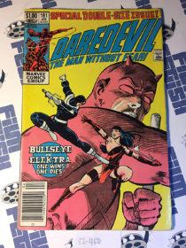 Daredevil Issue Number 181 (April 1982) Frank Miller [12450]