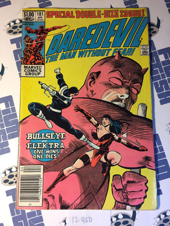Daredevil Issue Number 181 (April 1982) Frank Miller [12450]