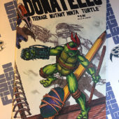 Donatello Micro-Series Teenage Mutant Ninja Turtles (1986) Eastman TMNT [12316]