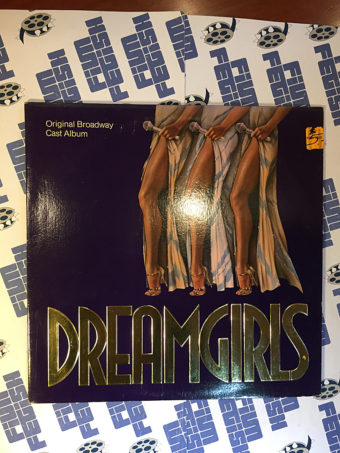 Dreamgirls Original Broadway Cast Album Vinyl Edition (1982)