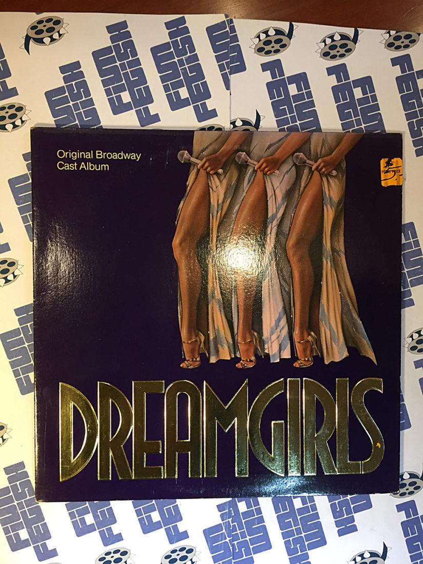 Dreamgirls Original Broadway Cast Album Vinyl Edition (1982)
