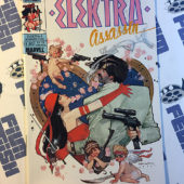 Elektra Assassin by Frank Miller and Bill Sienkiewicz 1st Printing (1986)