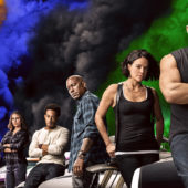 Trailer and posters for Fast & Furious 9