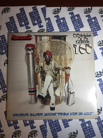 Funkadelic Uncle Jam Wants You Original Vinyl Edition (1979)