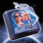 Galaxy Quest Music from the Motion Picture Soundtrack Score Limited Vinyl Edition (2019)