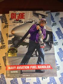 G.I. Joe Classic Collection Navy Aviation Fuel Handler 12 inch Figure (1997) [210]