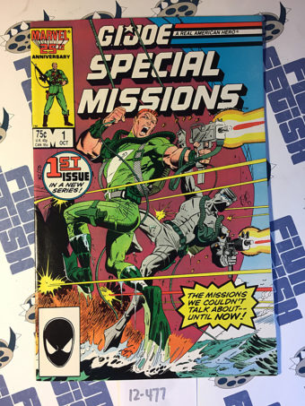 G.I. Joe Special Missions Issue Number 1 (October 1986) 1st Printing [12477]