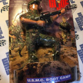 G.I. Joe U.S.M.C. Boot Camp 12 inch Hasbro Fully Posable Figure (1998) [027]