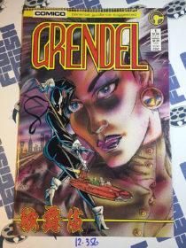 Grendel Comico Issue Number 1 (October 1986) [12356]