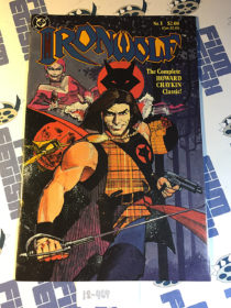 DC Comics Ironwolf Number 1 – The Complete Howard Chaykin Classic (1986) [12496]