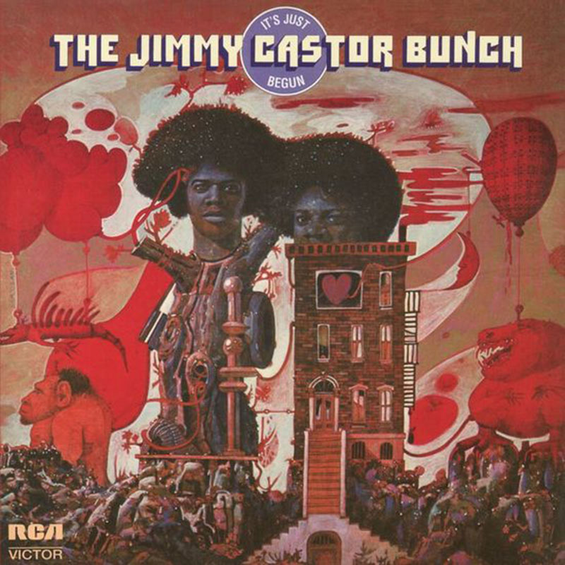 The Jimmy Castor Bunch It's Just Begun Record Store Day EU 2018 Exclusive
