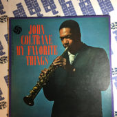 John Coltrane My Favorite Things Vinyl Edition 1361