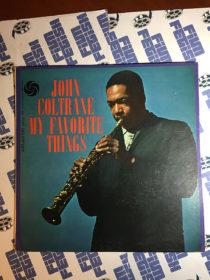 John Coltrane My Favorite Things Vinyl Edition 1361