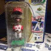 Upper Deck Collectibles Ken Griffey Jr. Play Makers Action Figure (2001 MLB) [1124]