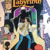 Jim Henson's Labyrinth Limited Comic Book Series Adaptation (November 1986) [12332]