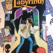 Jim Henson's Labyrinth Limited Comic Book Series Adaptation (November 1986) [12332]