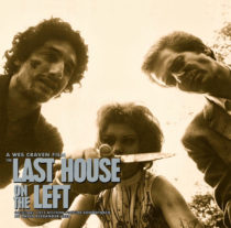 Wes Craven's Last House on the Left (1972) Original Movie Soundtrack 40th Anniversary Limited Edition