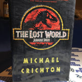 The Lost World: Jurassic Park 1st First Trade Edition by Michael Crichton (1995) [1118]