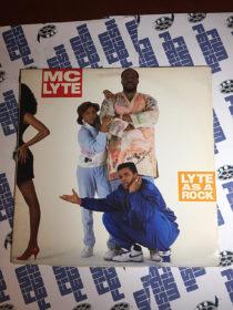 MC Lyte Lyte As a Rock Rare Original Vinyl Edition (1988)