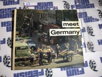Meet Germany Softcover Edition (1979) Photo Book Editor: Irmgard Burmeister [1113]