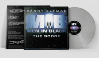 Men In Black: The Score 20th Anniversary Vinyl Edition by Danny Elfman