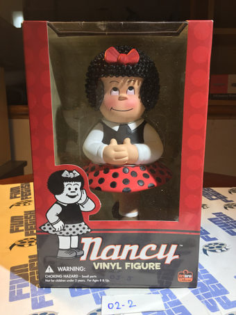 Nancy Vinyl Figure Dark Horse Deluxe Based on Ernie Bushmiller Comic (2006) [022]