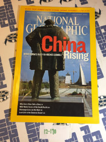 National Geographic Magazine (September 2006) China Rising Cover Story [12170]