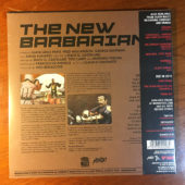 The New Barbarians (Warriors of the Wasteland) Original Soundtrack Limited Edition Gatefold Vinyl (1983)