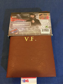 Penny Dreadful Dr. Frankenstein Sketchbook Deluxe Journal Limited Edition 485/1500 (2015)