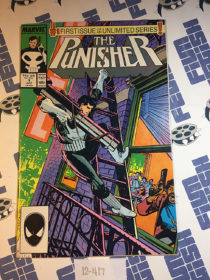 The Punisher Unilimited Series Issue Number 1 (July 1987) [12417]