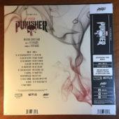 Marvel The Punisher Netflix Series Original Soundtrack by Tyler Bates (2018)
