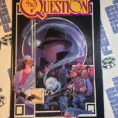 DC Comics The Question Issue Number 1 Bill Sienkiewicz Cover (1986)