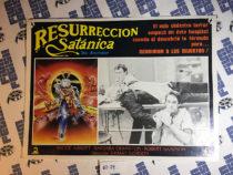 Re-Animator (Resurrección satánica) Original Lobby Card (1985) [229]