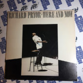 Richard Pryor Here and Now Vinyl Edition (1983)