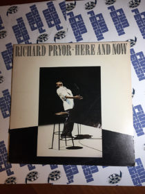Richard Pryor Here and Now Vinyl Edition (1983)