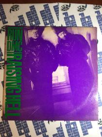 Run D.M.C. Raising Hell Original Profile Records Vinyl Edition PRO-1217B (1986)