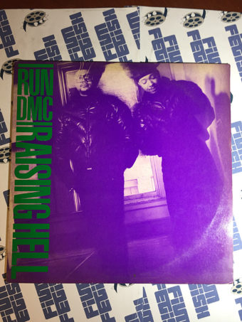 Run D.M.C. Raising Hell Original Profile Records Vinyl Edition PRO-1217B (1986)