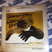 Sammy Davis Jr. Golden Boy Original Broadway Cast Vinyl Album (1964)