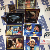 Star Trek 163 Trading Card Set (1991) Impel Company [1241]