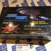 Star Trek Stardisc Coins Launch Edition 1994 New Sealed Box 36 Packs