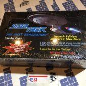 Star Trek Stardisc Coins Launch Edition 1994 New Sealed Box 36 Packs