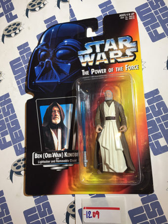 Star Wars: The Power of the Force Ben (Obi-Wan) Kenobi Action Figure (1995) [1209]